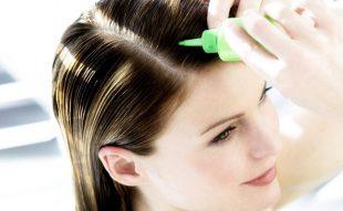 Haaroliebehandeling – stap-voor-stap